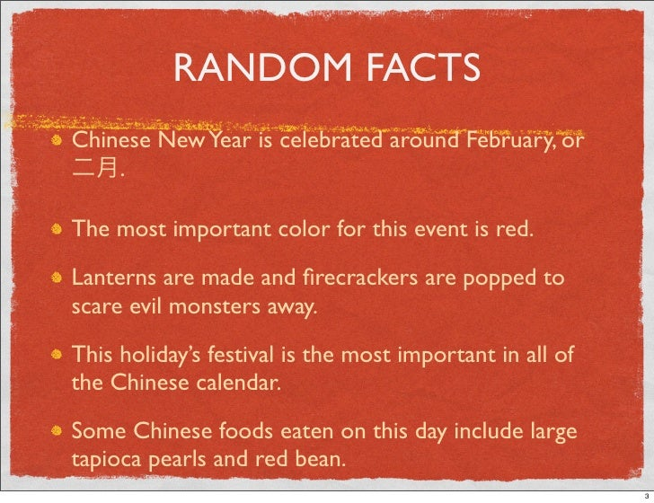 Chinese New Year by Cassidy