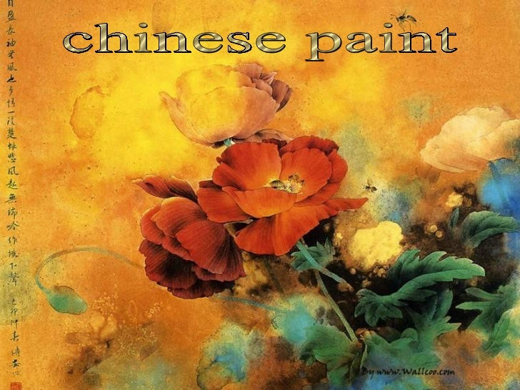 chinese paint