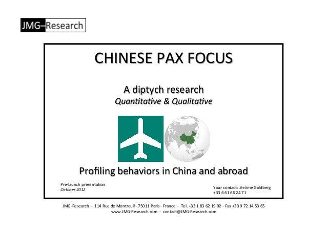 Chinese Pax Focus - Info - Oct  2012