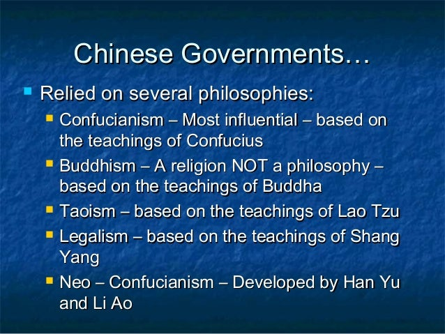 an overview of confucianism a philosophical system created by confucius In addition, for both confucianism and indigenous african philosophy, the relevant ways to relate to others are through virtues, dispositions to exemplify certain attitudes and to act consequent to them.