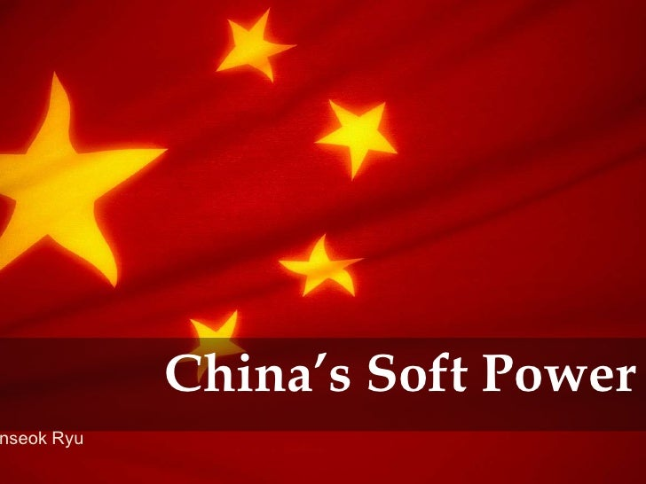 an analysis of soft power and chinese foreign policy China's and russia's attempts at influence are not examples of soft power—they represent sharp power  foreign policy ideology  the meaning of sharp power.