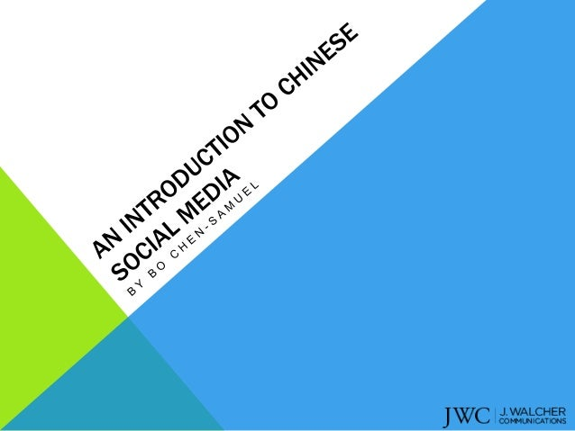 AGENDA • Background of Chinese social media • Introduction to Weibo • Marketing in China with Weibo • Introduction to WeCh...