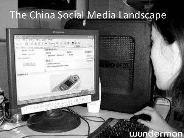 The China Social Media Landscape