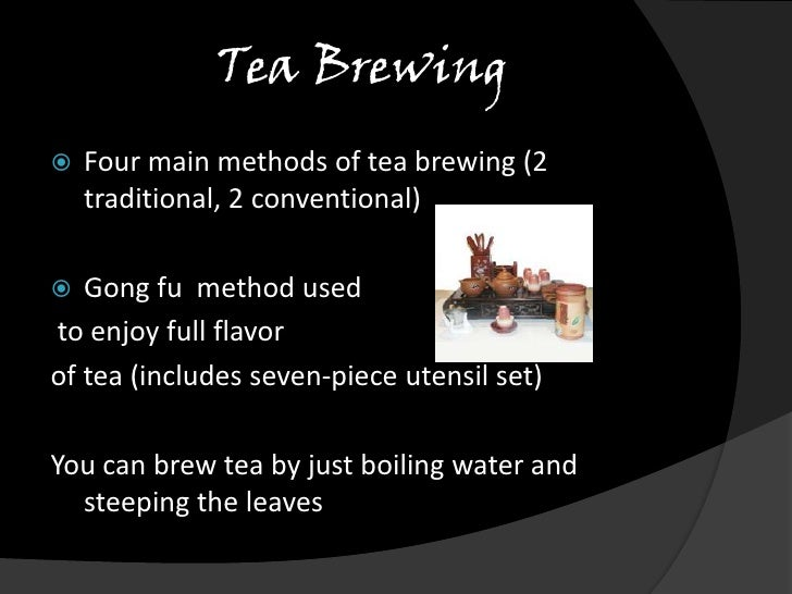 tea culture in china essay The traditional chinese tea ceremony (part i) - rivertea blog of the tea culture tips for a perfect chinese to the tea for the traditional chinese tea.