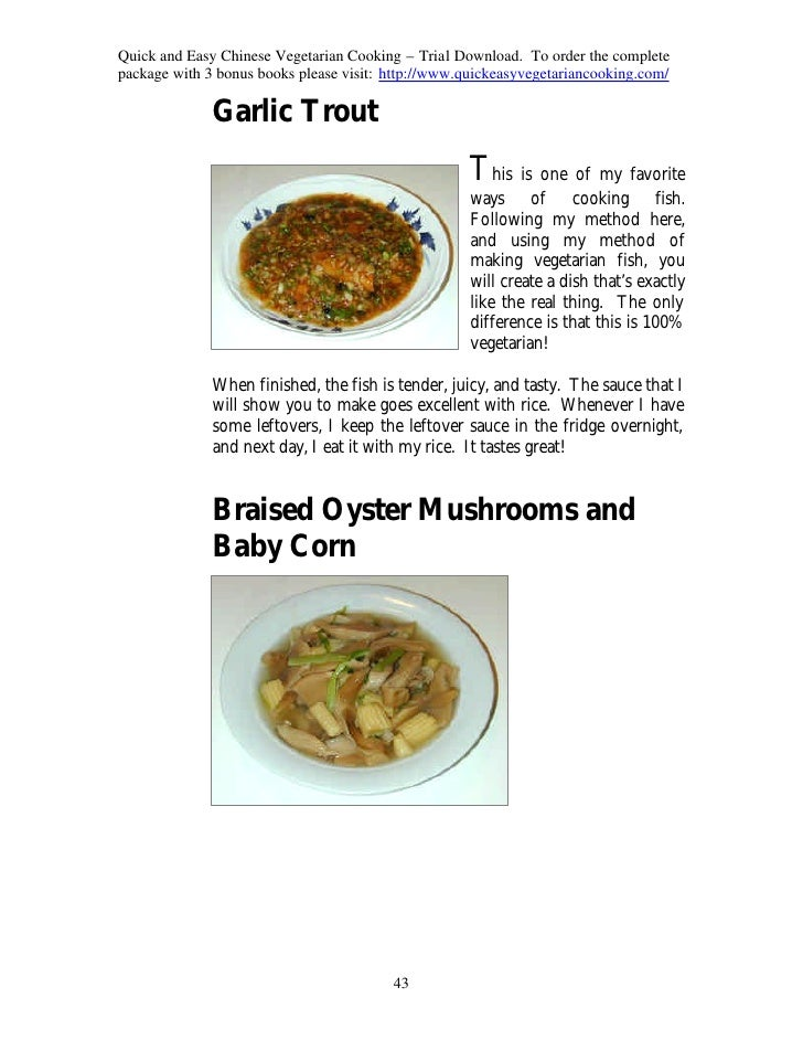 Chinese vegetarian cooking recipes 43 quick and easy chinese vegetarian cooking forumfinder Images