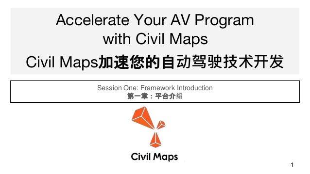 Civil Maps on
