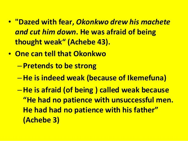 the reasons for okonokwas downfall in things fall apart by chinua achebe Research paper academic writing service bghomeworkxpyscaldwellcarpetcareus college essay writing my college essay classroom observation report essay.