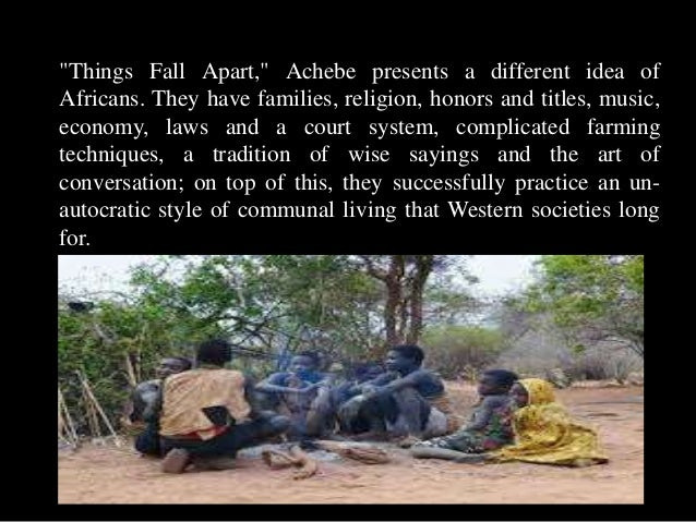 Things Fall Apart Missionaries Quotes: Chinua Achebe
