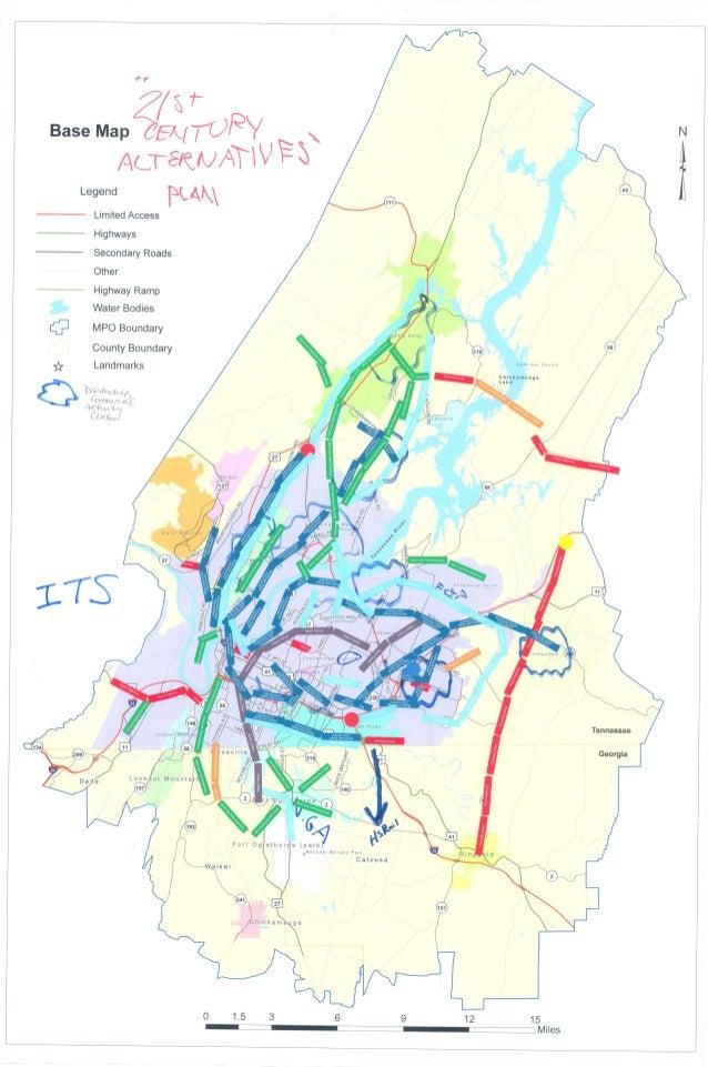 2040 RTP Leadership Symposium MAPS