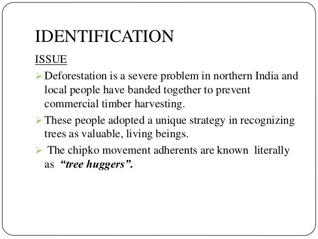 The chipko movement essay writer