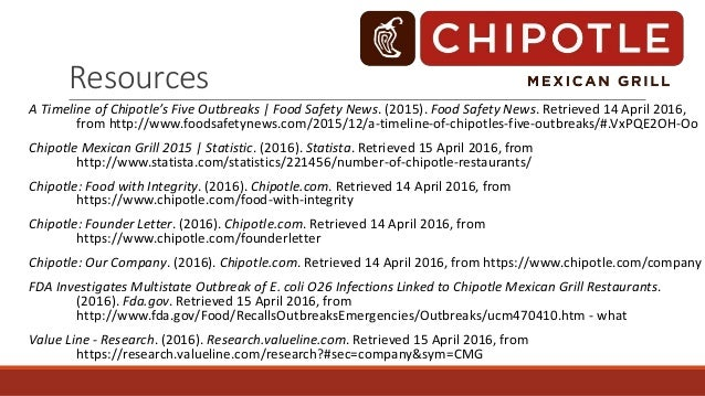 Restaurant Chain likewise Chipotle Outbreak Crisis Analysis Metrics in addition 1109643 further Chipotle And Food Safety Serving Up Transparency To Earn Back Consumers Trust as well 7. on chipotle trust outbreak