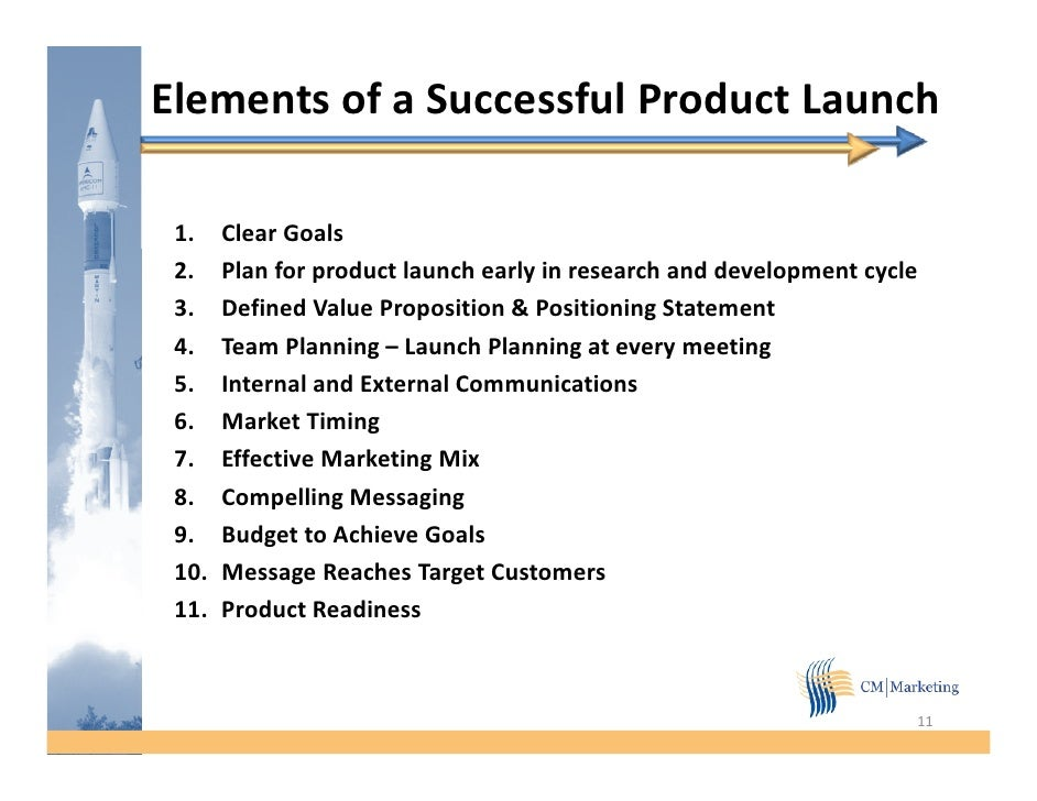 NEC/NTC Education Series: How to Launch Your Product