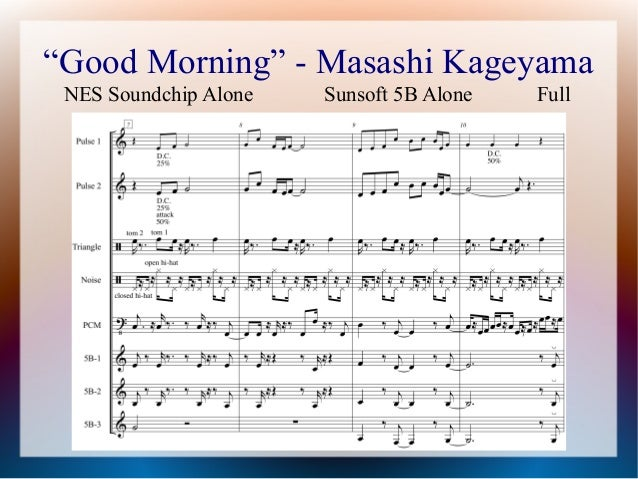 Compositional Techniques of Chiptune Music