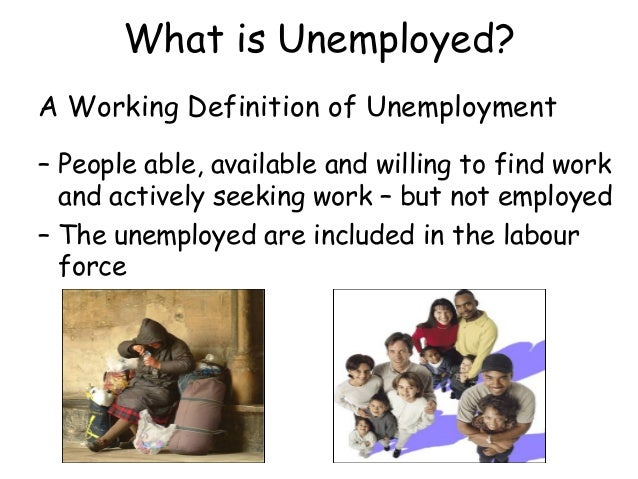the problem of unemployment and possible Nowadays unemployment is one of the biggest problems among all countries in the world it is caused by many reasons and it is more complex than it may seem.