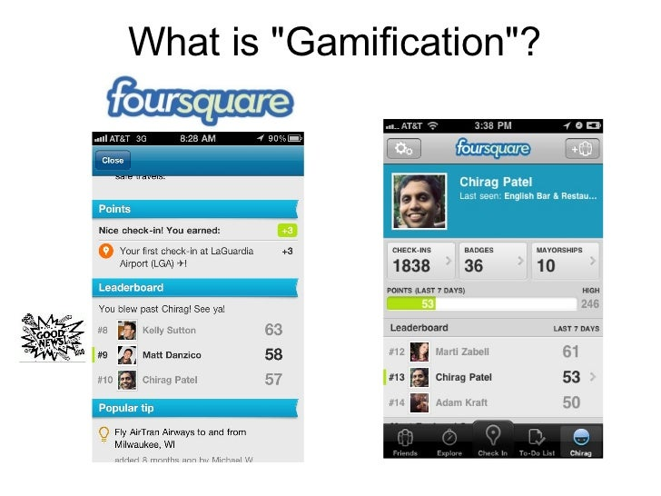 """""""Gamification of Health"""" by Chirag Patel (Chicago Health 2.0) Slide 2"""