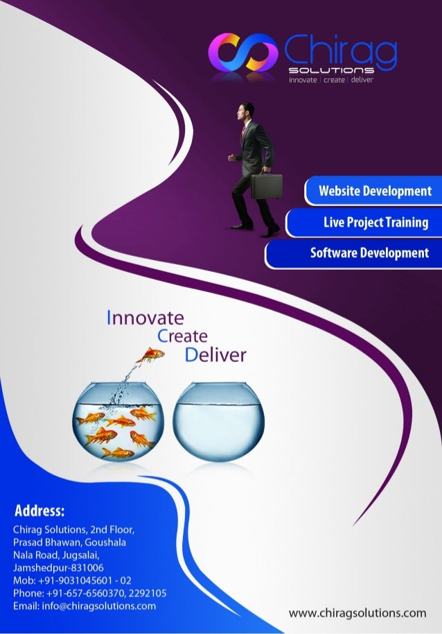 EEQLJTIZTE innovate create deliver  -: .5_     y   [ Website Development [ Live Project Training -  ' Software Development...