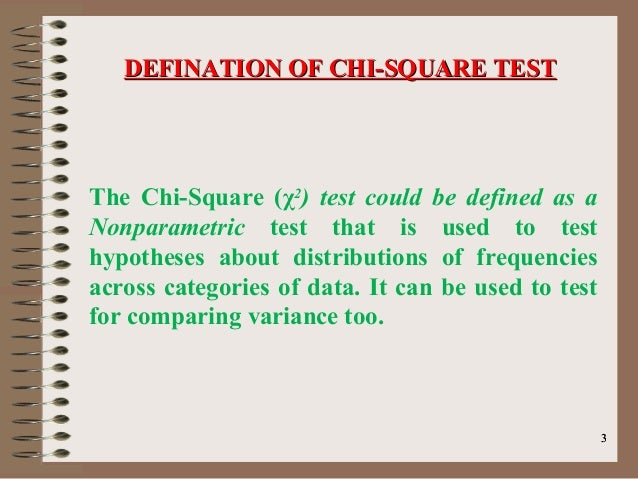 3 chi dissertation square way Spss tutorials: obtaining and interpreting a cross-tab and chi-square statistic for two categorical variables is part of the departmental of methodology soft.