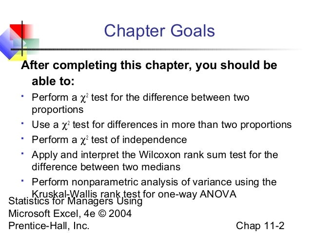 three fundamental differences between parametric and nonparametric statistics Selected nonparametric and parametric statistical tests for two-sample cases cific statistical theory used relates to the distribution of differences between the two sets of independent sample means selected nonparametric and parametric statistical tests for two-sample cases | 5.