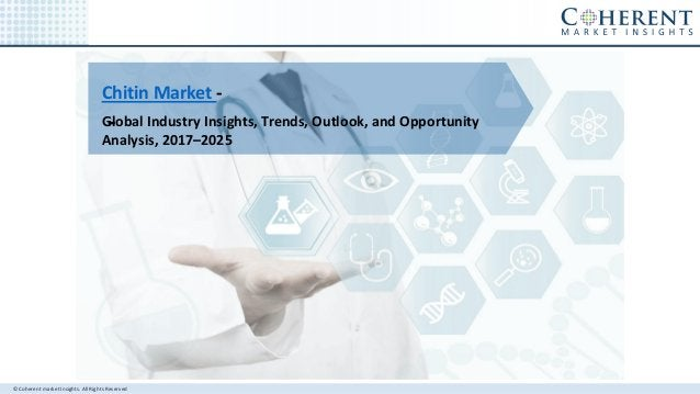 © Coherent market Insights. All Rights Reserved Chitin Market - -Global Industry Insights, Trends, Outlook, and Opportunit...