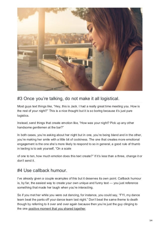 How to text a girl: the only guide you need - ChivMen
