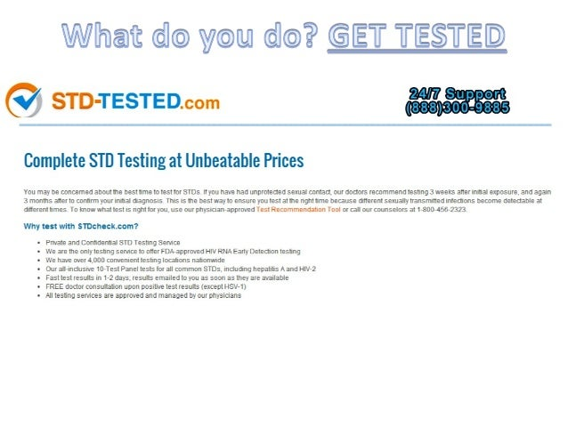 how to get tested for chlamydia