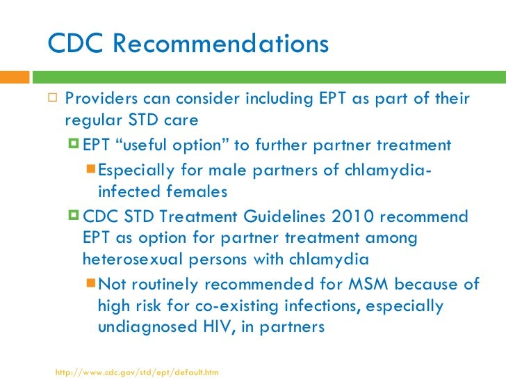2010 cdc std treatment guidelines
