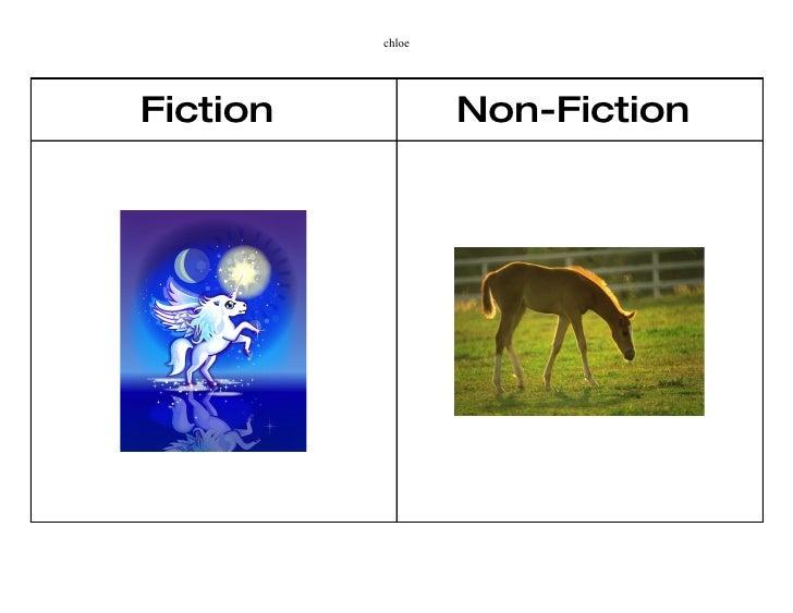 chloe     Fiction           Non-Fiction