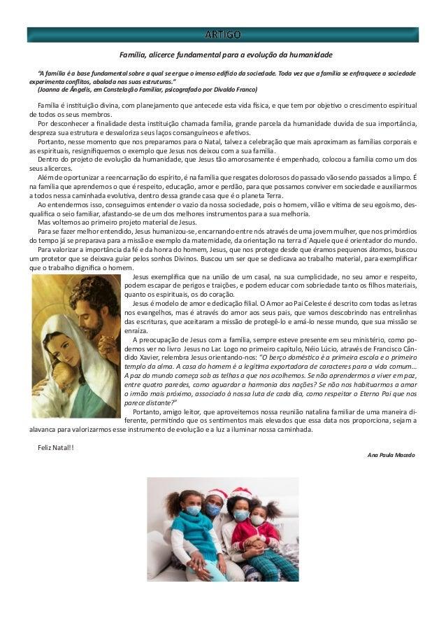 Edição n. 66 do CH Noticias - Dezembro/2020 Slide 2
