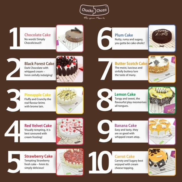 Most Popular Cake Flavors - Ice Cream Cup Cakes