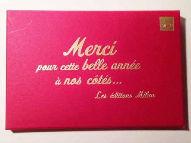 Carte de vœux en chocolat