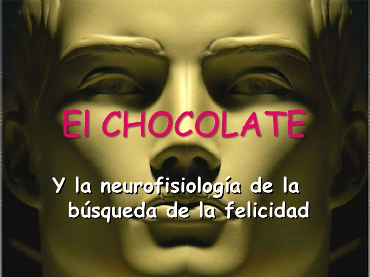 Chocolate y cerebro