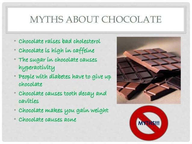 Chocolate Presentation*