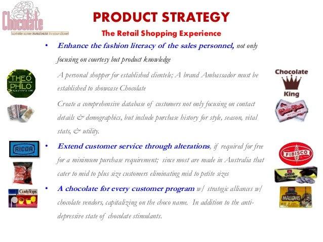 Consumer Marketing Strategy