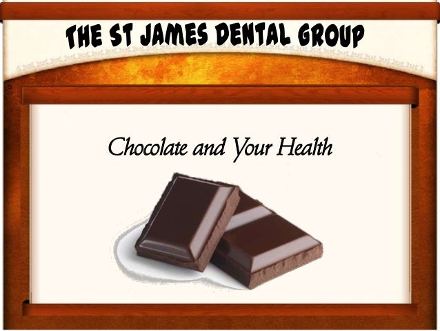 Chocolate and Your Health
