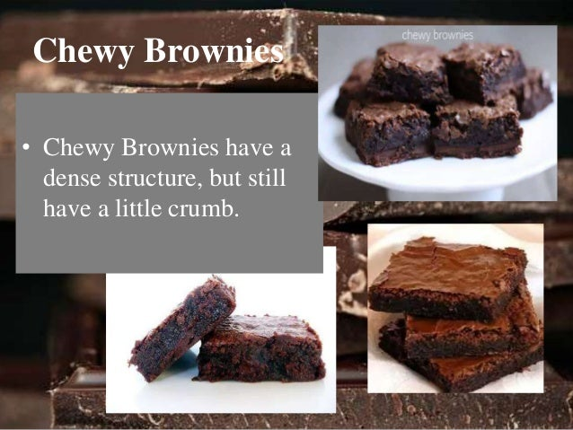 Cakey Brownies  • Cakey Brownies has a moist crumb and a  slightly fluffy interior.