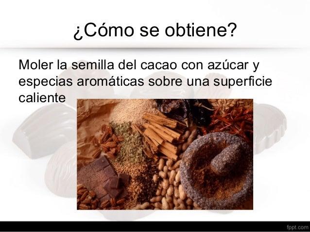 Chocolate en colombia s xix for De donde se obtiene el marmol