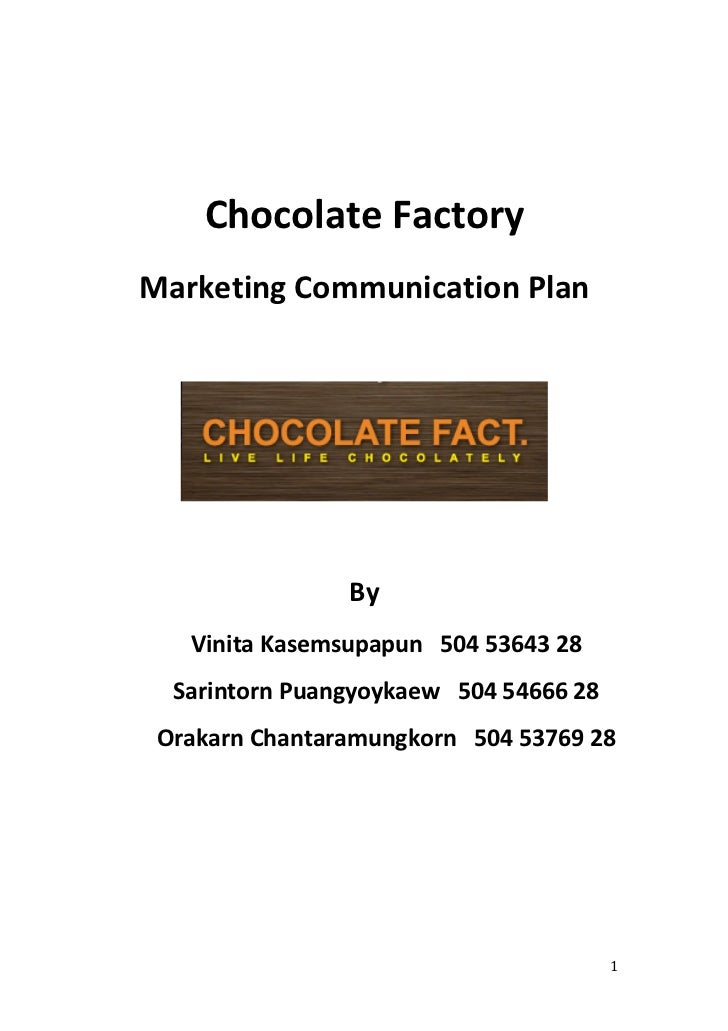 marketing plan for a chocolate bar Nestle reports that 650 bars of kit kat are consumed every second globally  and the only non-american brand in america's list of top 5 chocolate favourites  kat kristen dryburgh refers to this strategy as 'moment marketing',.