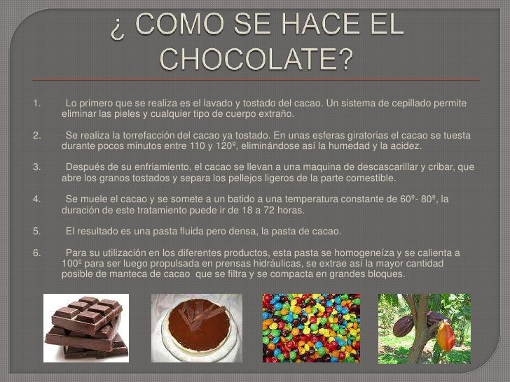 Chocolate juliana for Ceramica artesanal como se hace