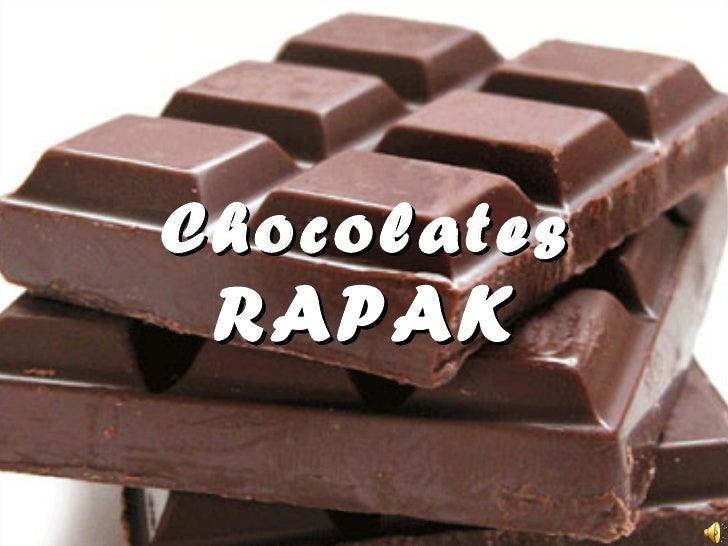 Chocolates  RAPAK