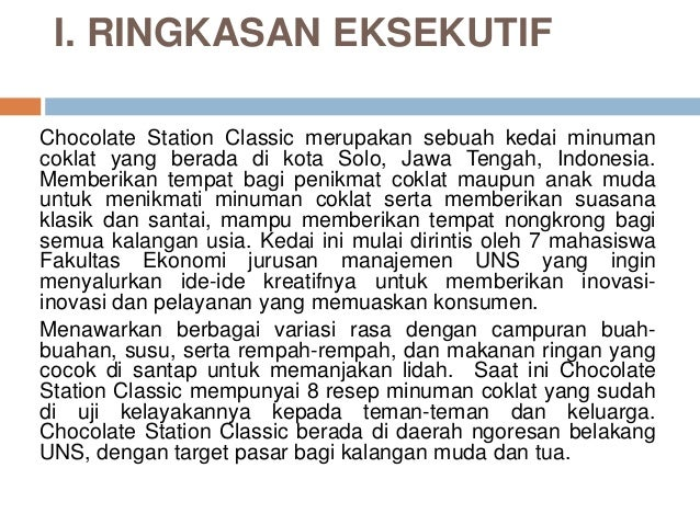 Chocolate Station Classic