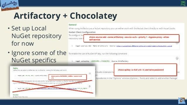 install chocolatey through proxy
