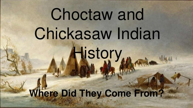 choctaw indian tribe facts