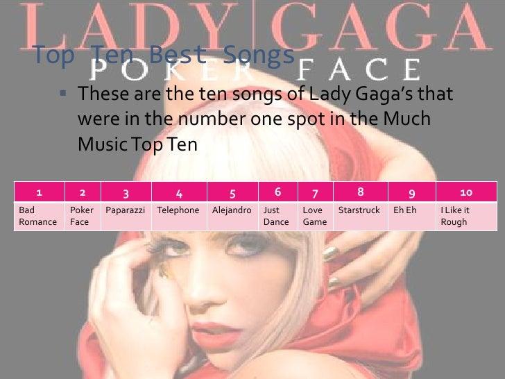 Chloe_Lady Gaga Powerpoint