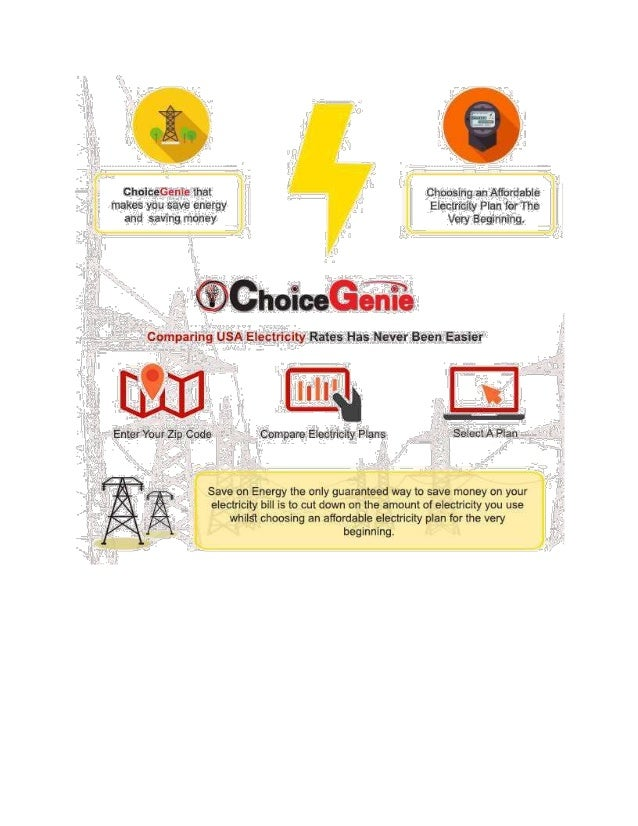 Choice genie commercial electric rates texas