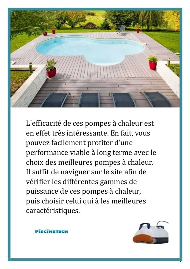 Choisissez les meilleures pompes chaleur de piscine for Consommation pompe a chaleur piscine