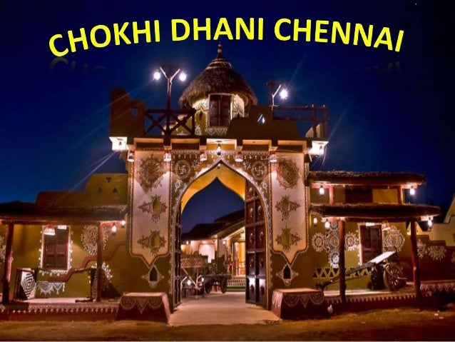 Chokhi Dhani village brings to life, a colorful Rajasthani heritage that leaves you awestruck with all the attractions an...