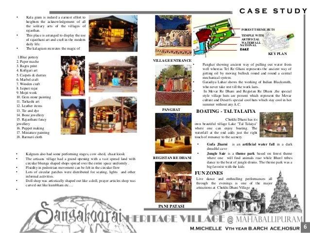 Choki Dhani Jaipur Case Study