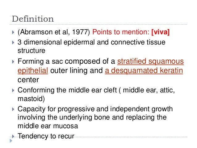 Definition  (Abramson Et ...