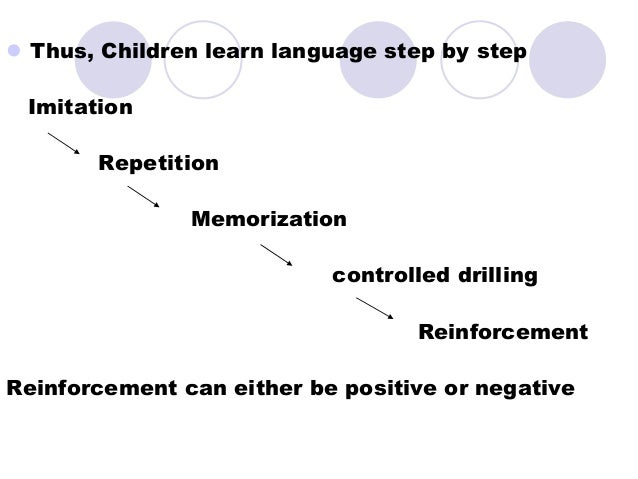 Using Positive Reinforcement to Help Children Learn