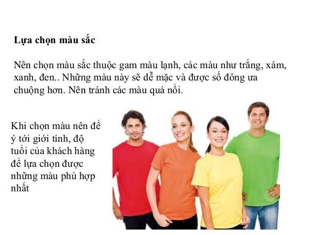 Chon ao-thun-lam-qua-tang Slide 3